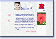 "Homepage ""Ruth Hellinger-Dieterle - Celebrate Life"""